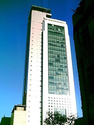 MCB Tower in Karachi, Pakistan