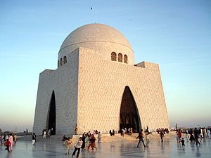English: Tomb of Mohamad Ali Jinnah, Karachi