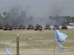 Al-Khalid Tank - Pakistan Army