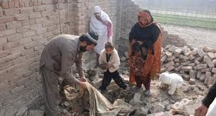 Hard Labour in Pakistan -بیگار