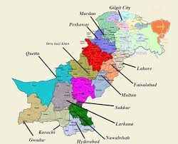 Demand of New provinces in Pakistan ...