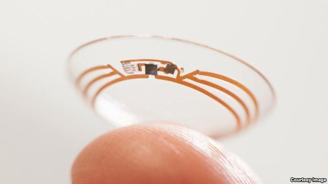 اب خون میں شکر کی سطح ماپے گا گُوگل کا 'کانٹیکٹ لینز'
