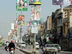 Pakistan Political Parties Ranking