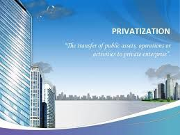 Privatisation in Pakistan : why and how?