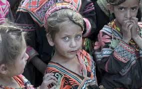 Beautiful Kalash People Pakistan