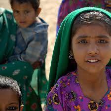 Children death in Thar