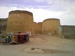 Umarkot Fort in Pictures