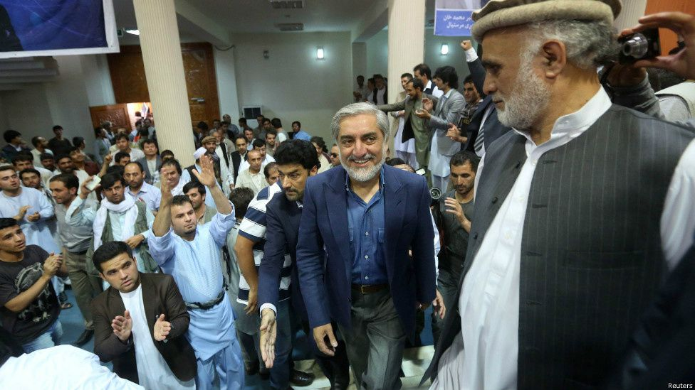 Afghan elections face a new political crisis