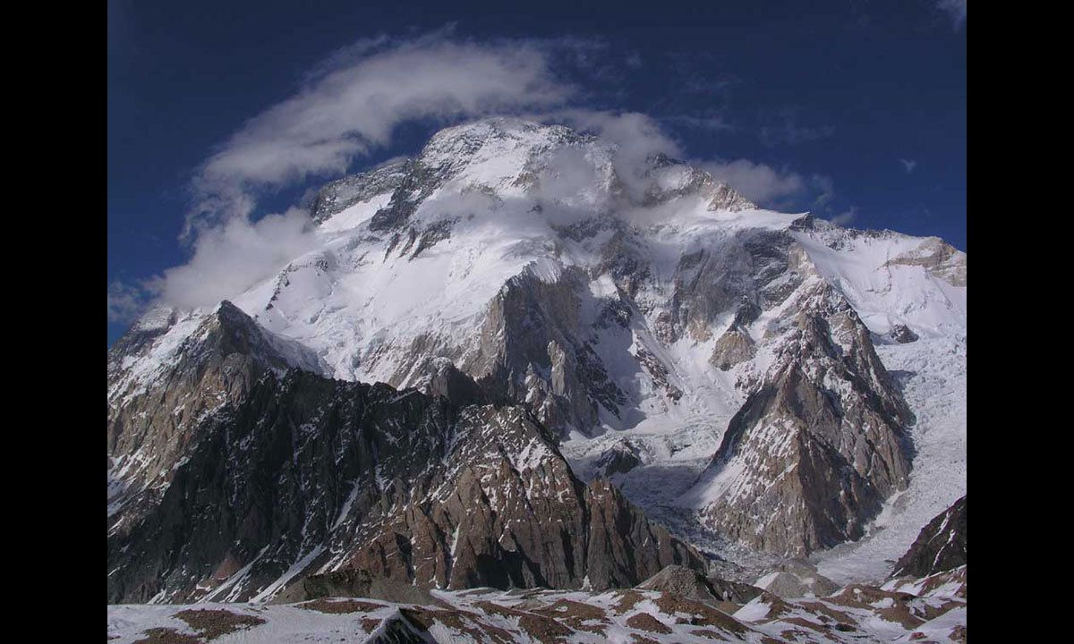 Broad Peak — 12th Highest Mountain in the World