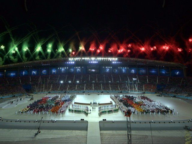 Asian Games 2014 Opening Ceremony ...