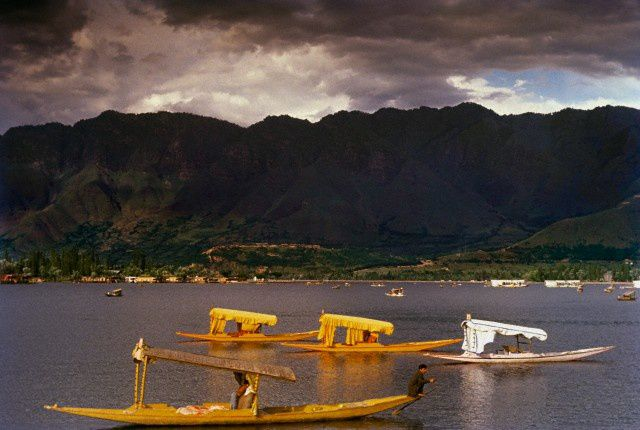 Beautiful Dal Lake Srinagar