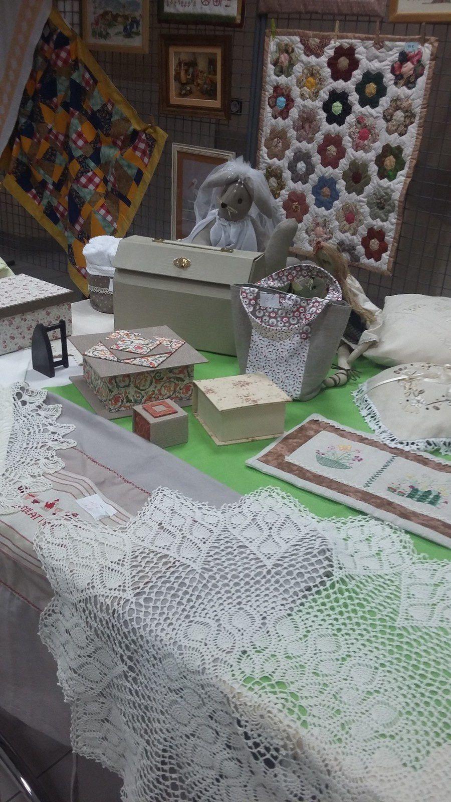 Exposition L'atelier Loisirs Créatif de Bazeilles