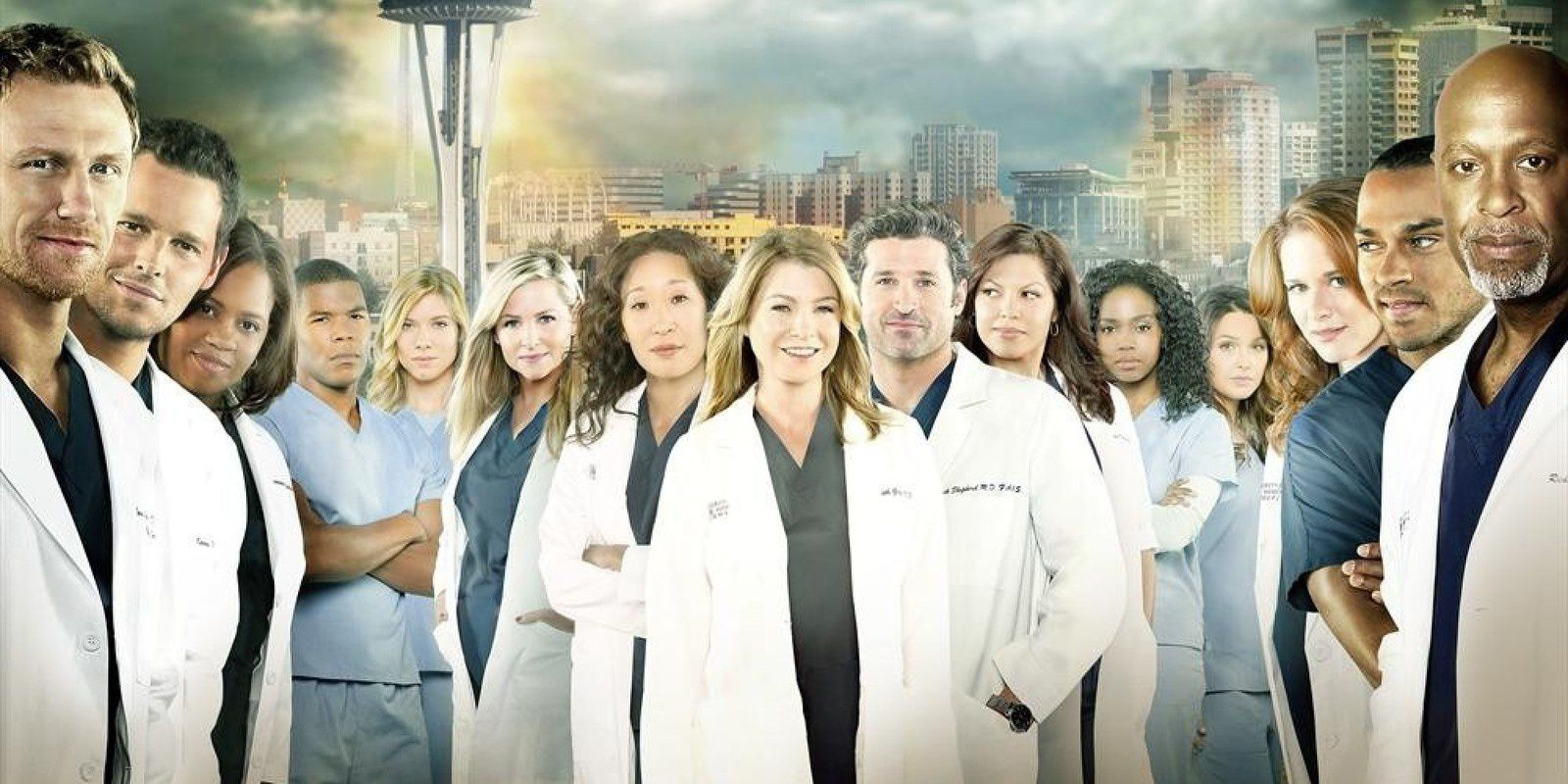 Grey's Anatomy ou Desperate Anatomy..