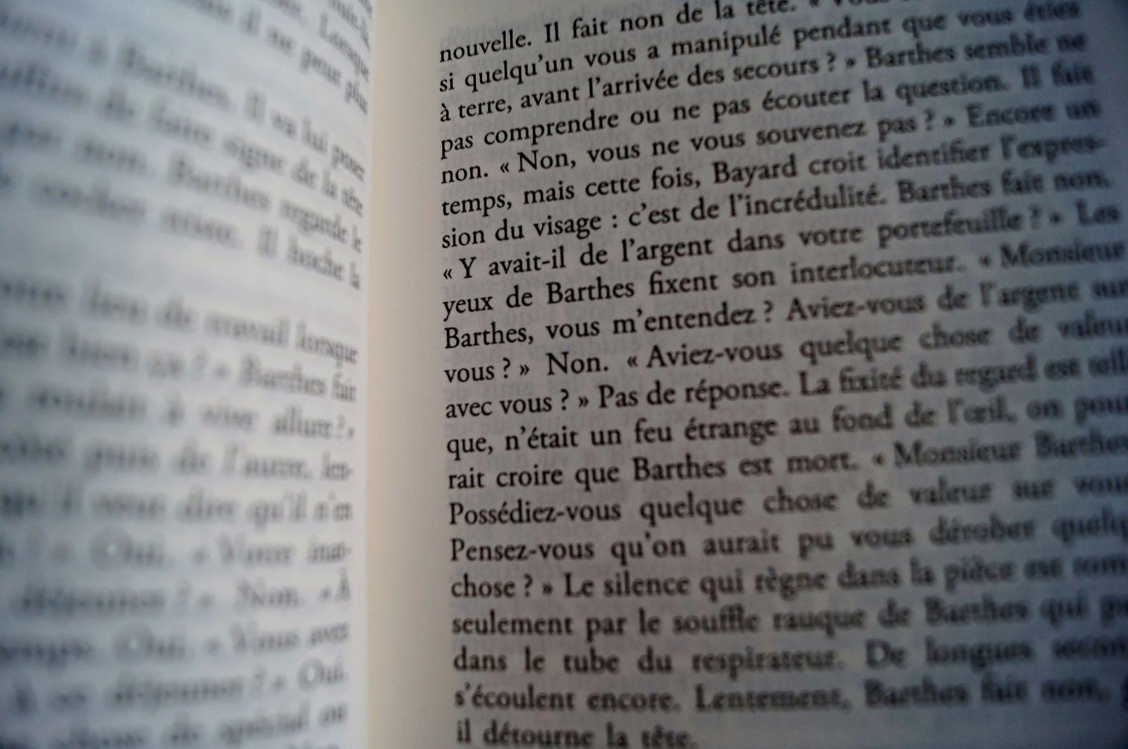 &quot&#x3B;La septième fonction du langage&quot&#x3B; de Laurent Binet: une lecture jubilatoire