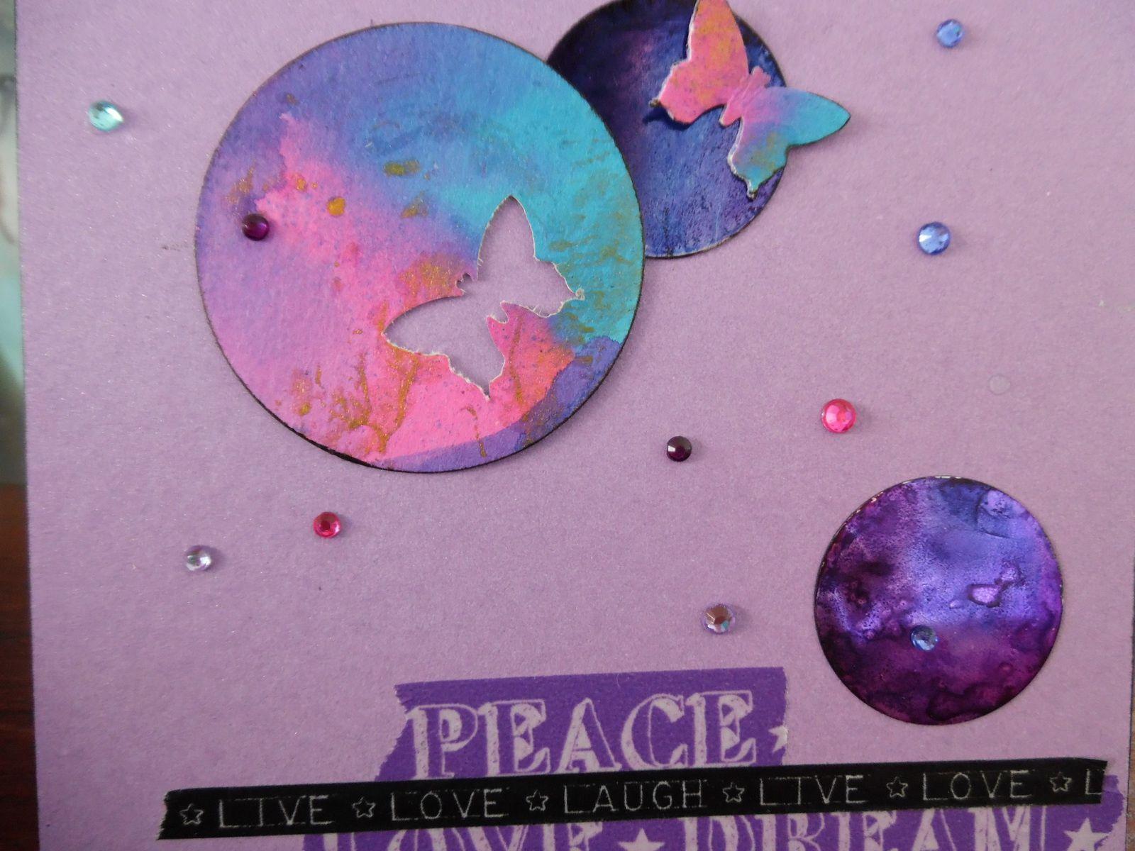Peace... Love... Dream...