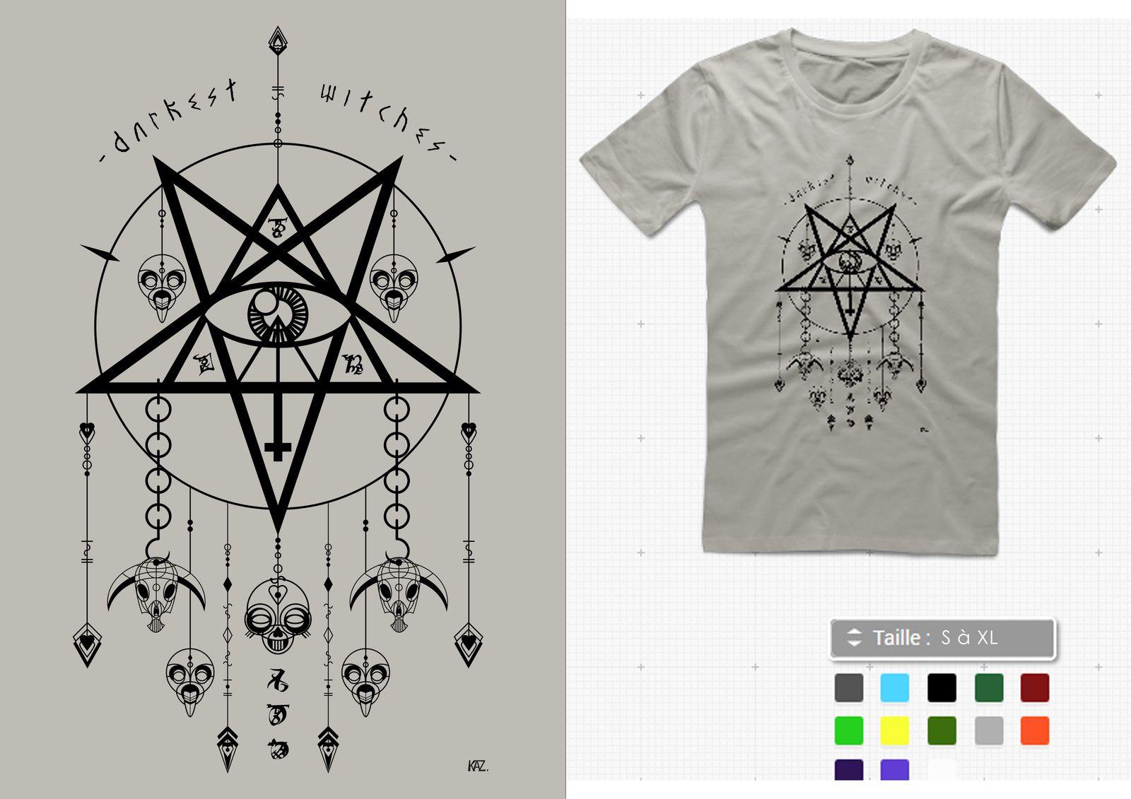 Darkest Witches