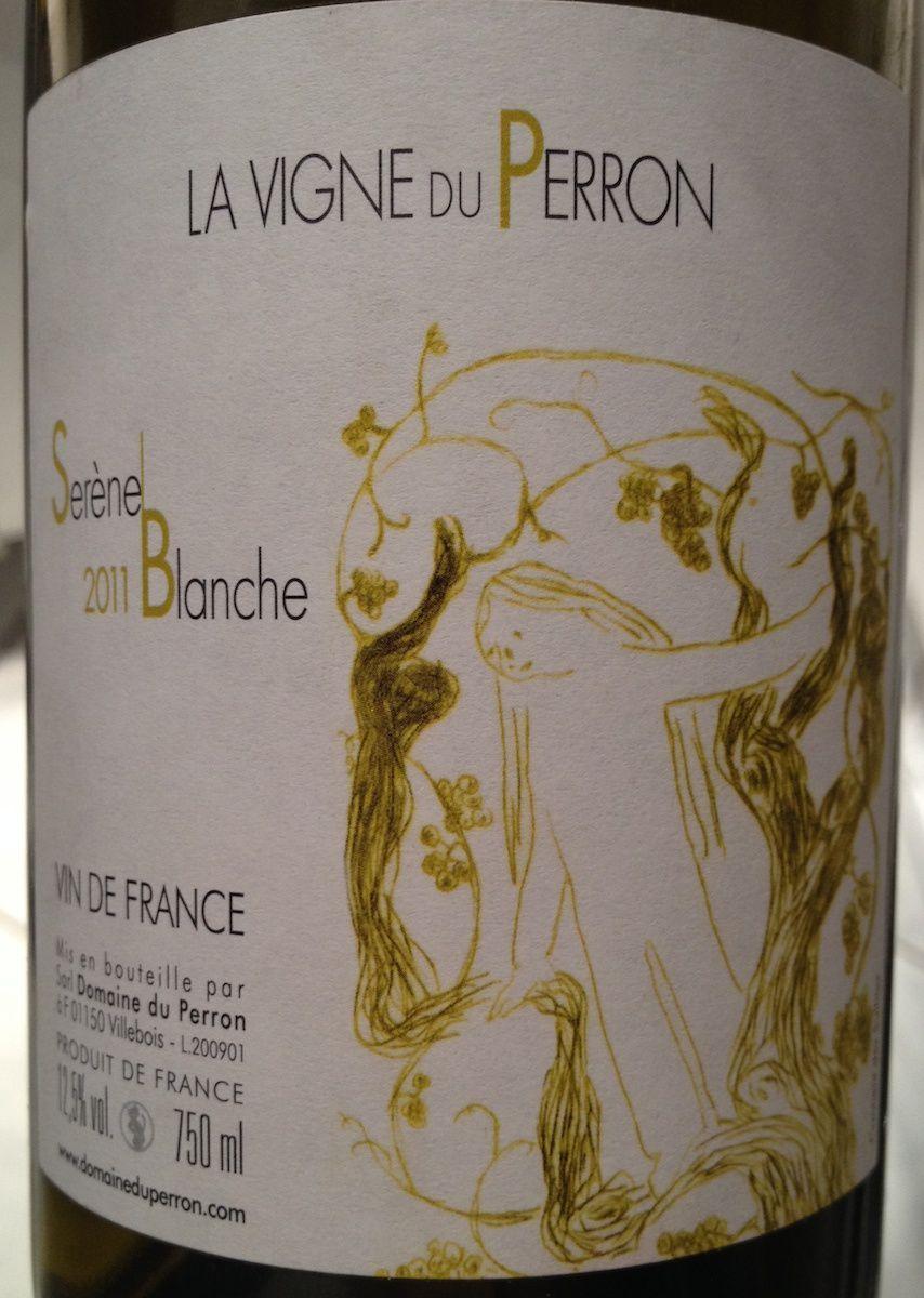 La Vigne du Perron - La Serene Blanche 2011
