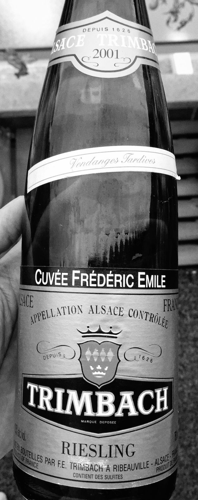 Trimbach - Riesling Frederic Emile VT 2001