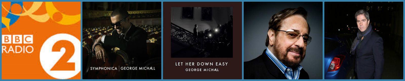 BBC RADIO 2 MET GEORGE MICHAEL A L'HONNEUR