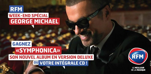 WEEK END SPECIAL GEORGE MICHAEL SUR RFM !