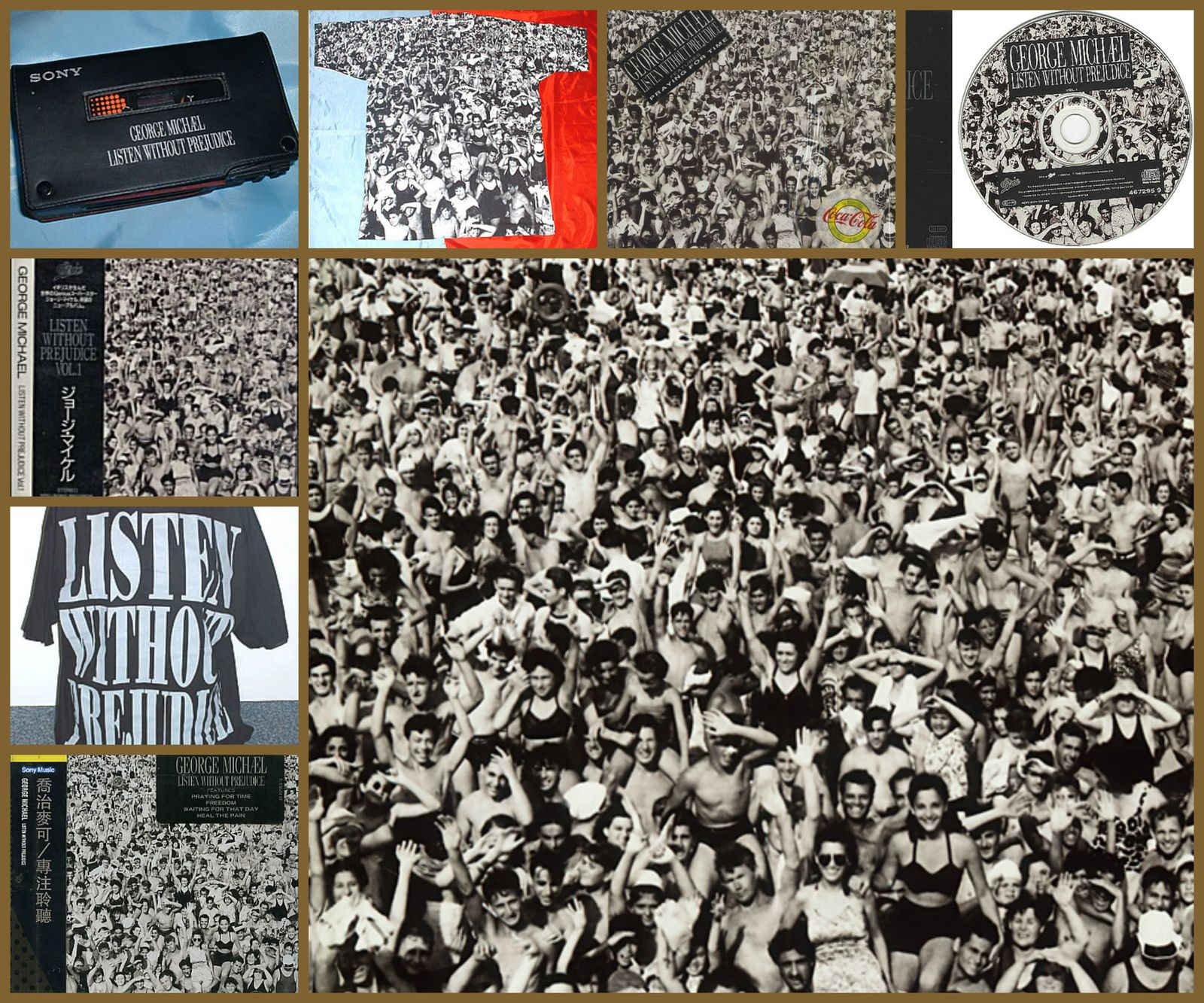 LISTEN WITHOUT PREJUDICE LE 3 SEPTEMBRE 1990
