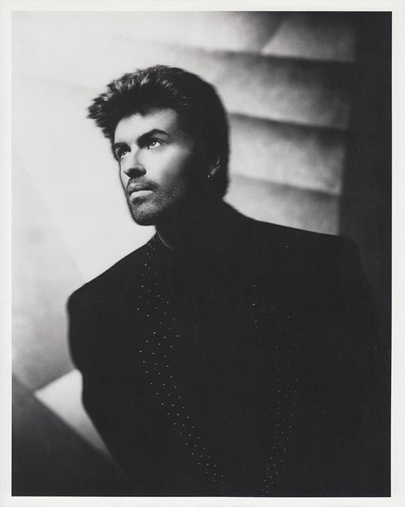 LWP *25* INTERVIEW DE GEORGE MICHAEL PAR LE LOS ANGELES TIMES LE 9/9/90