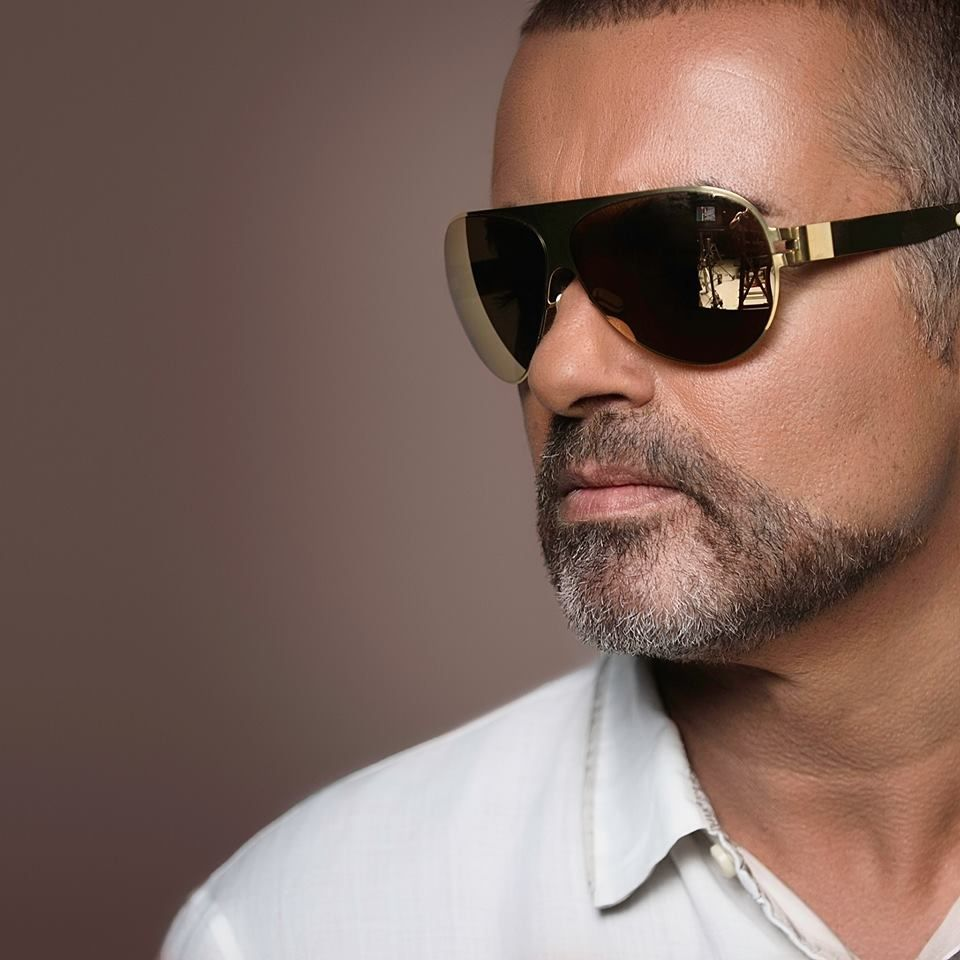 ENFIN ! UNE NOUVELLE PHOTO DE GEORGE MICHAEL !