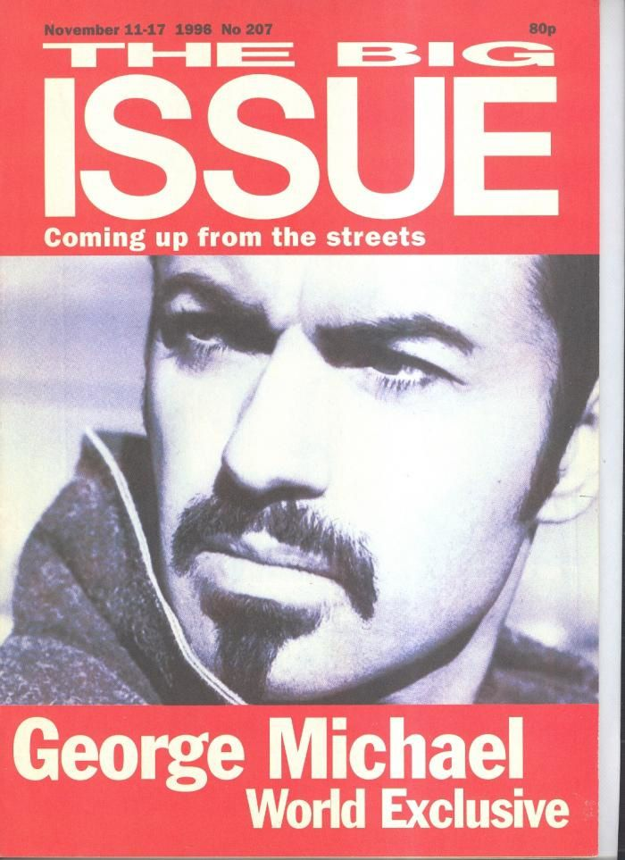 OLDER #20ANS INTERVIEW DE GEORGE MICHAEL