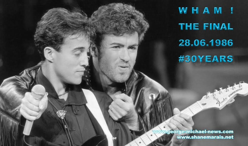 UNE CELEBRATION DE WHAM! A VENIR ?