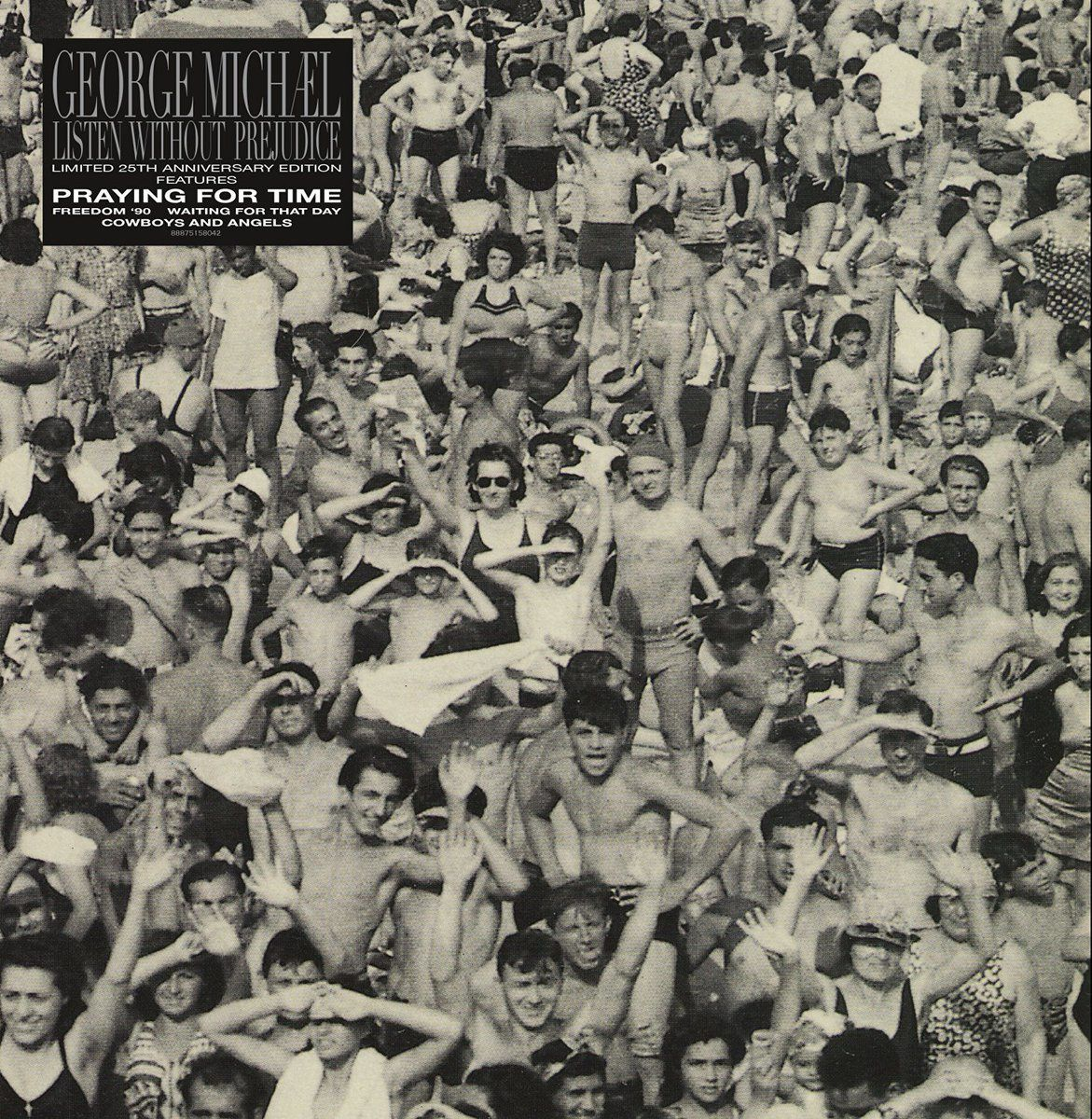 LUXUEUX LISTEN WITHOUT PREJUDICE 25