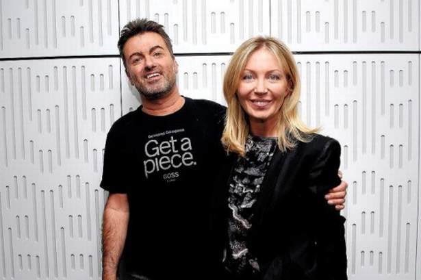 GEORGE MICHAEL ET KIRSTY YOUNG
