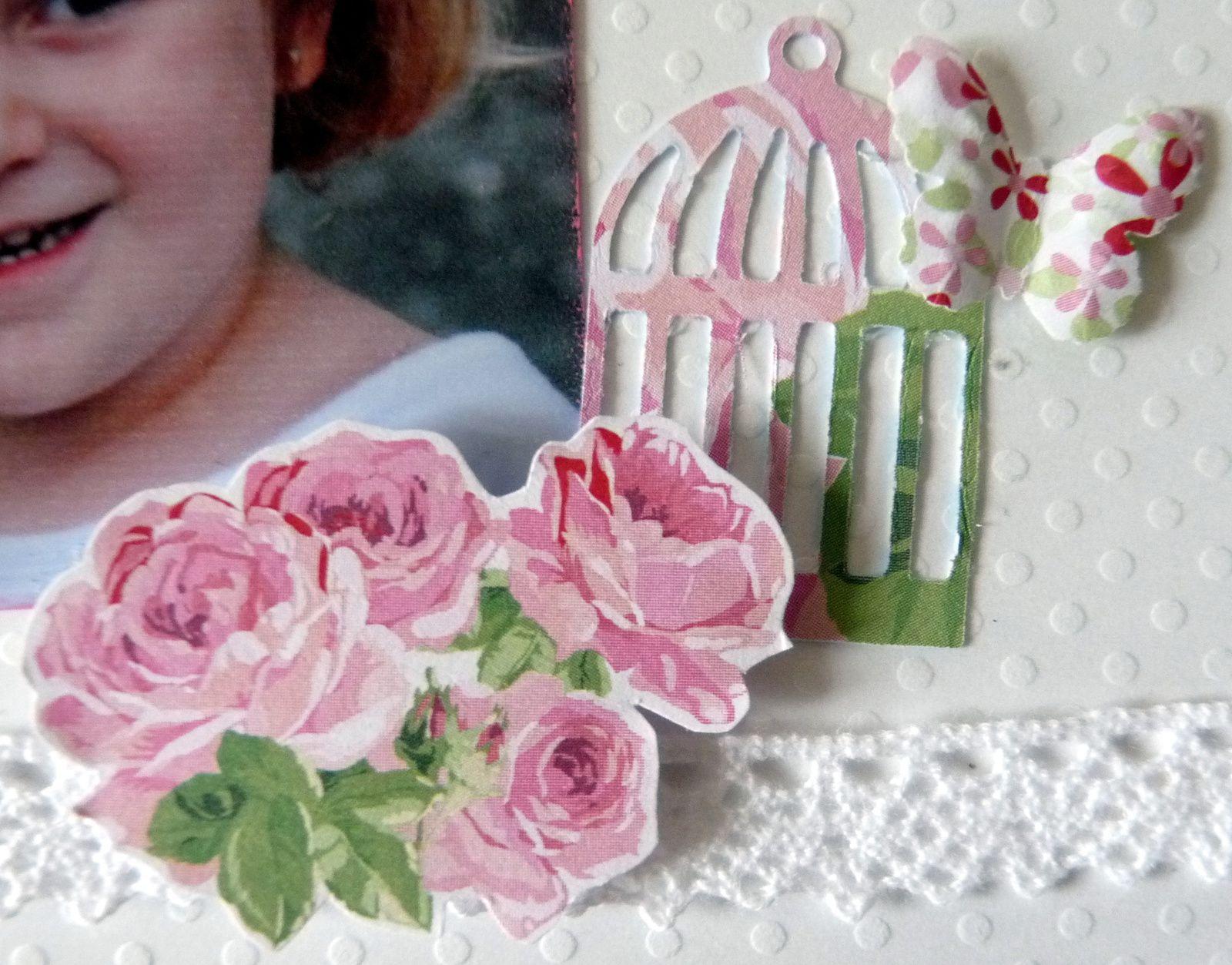 Un anniversaire fleuri avec la collection Mademoiselle de Toga... # l'invitation