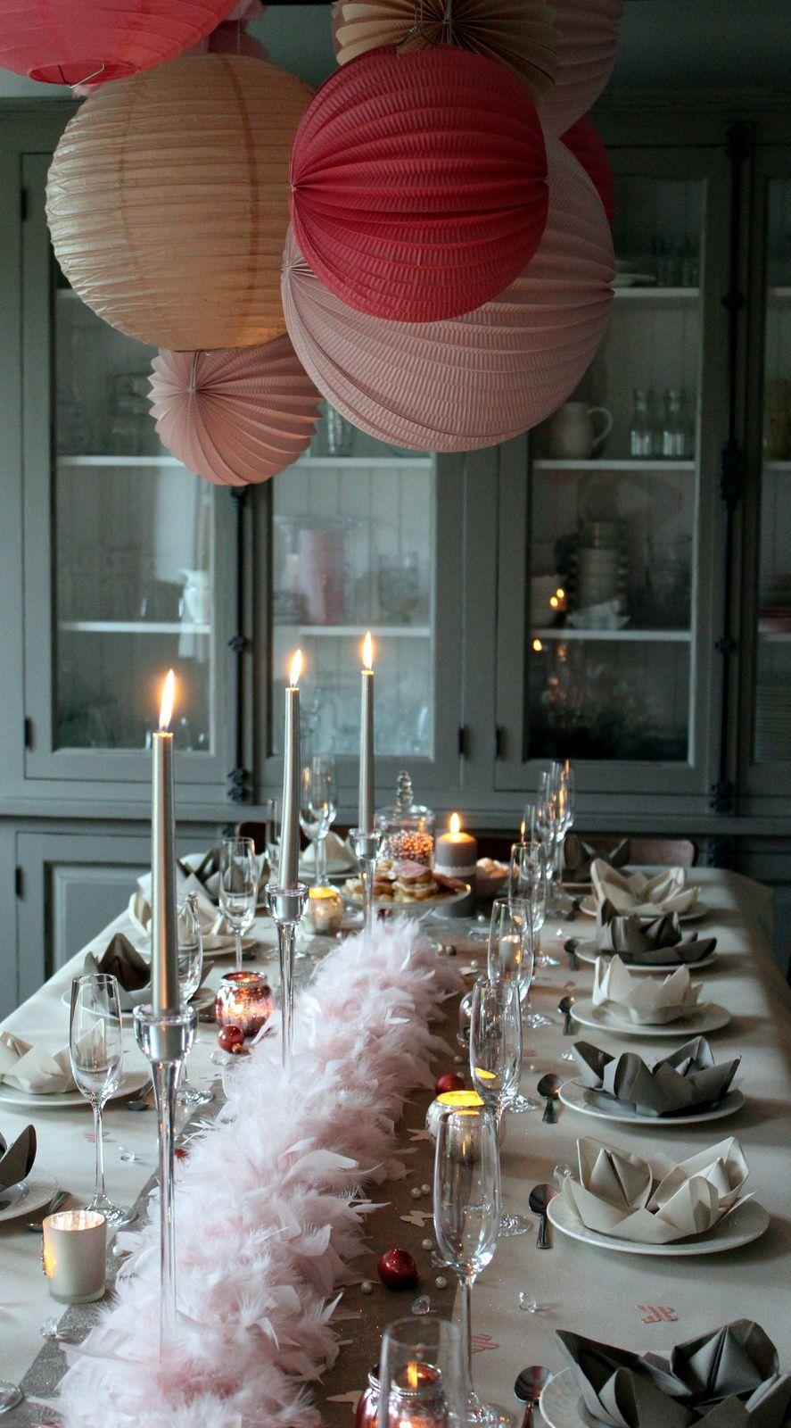 Un anniversaire de princesse chic et glamour