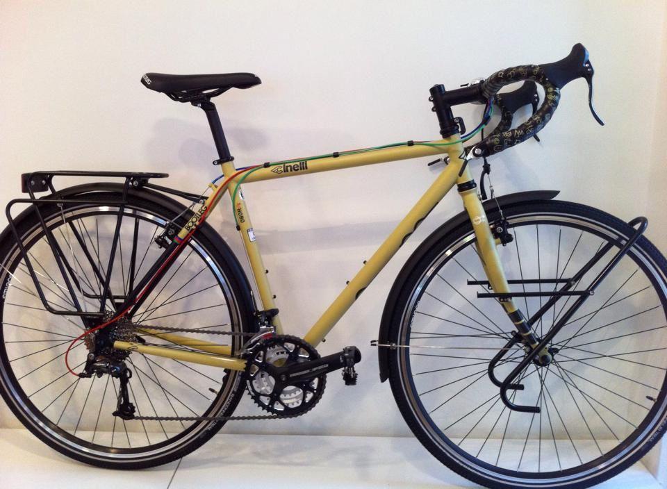 cinelli randonneuse hobo la bicyclette velos d 39 hier et d 39 aujourd 39 hui pignon fixe single. Black Bedroom Furniture Sets. Home Design Ideas