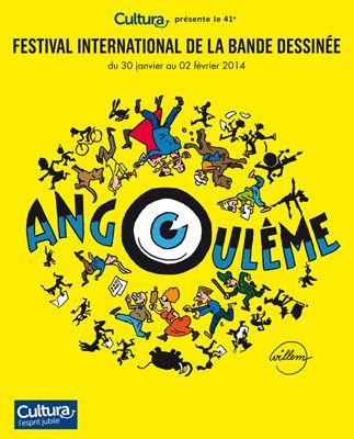 Angoulême 2014, un programme bien alléchant !