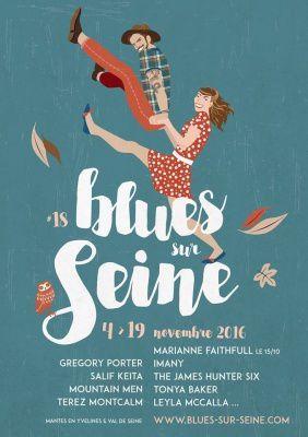Blues s/Seine 2016, un grand cru à déguster sans modération !