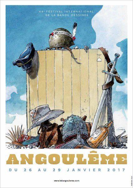 Le Festival International de la Bande Dessinée d'Angoulême 2017, la manifestation de tous les superlatifs
