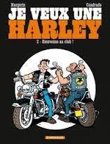 Je veux une Harley T2: retour de manivelle, retour d'âge, demandez le programme !