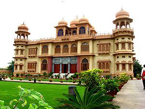 English: Mohatta Palace Clifton, Karachi.
