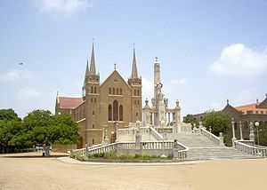 Saint Patrick's Cathedral, Karachi.