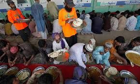 Saylani Welfare Food Program