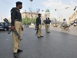 Tribute to Karachi Police