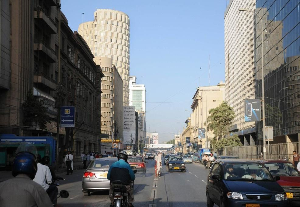 Streets Of Karachi Always Great