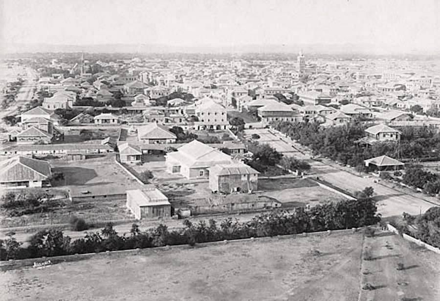 Pictures of Old Karachi