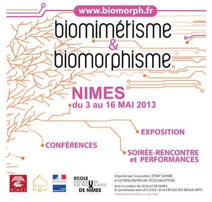 Biomimétisme &amp&#x3B; Biomorphisme - Nîmes