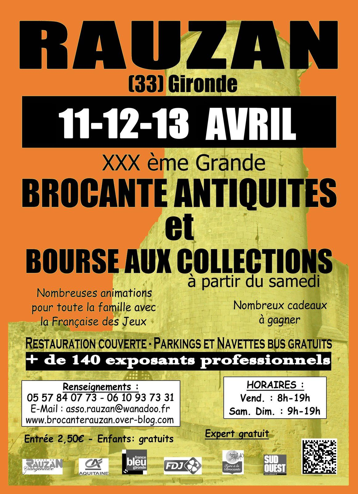 GRANDE BROCANTE ANTIQUITES