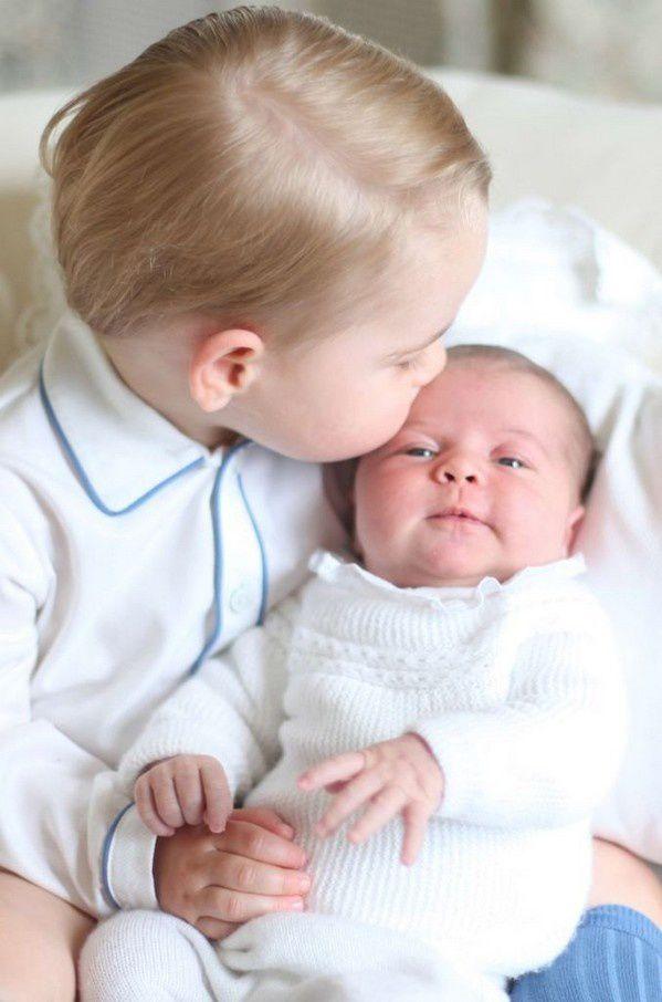 Baptême de la princesse Charlotte Elizabeth Diana