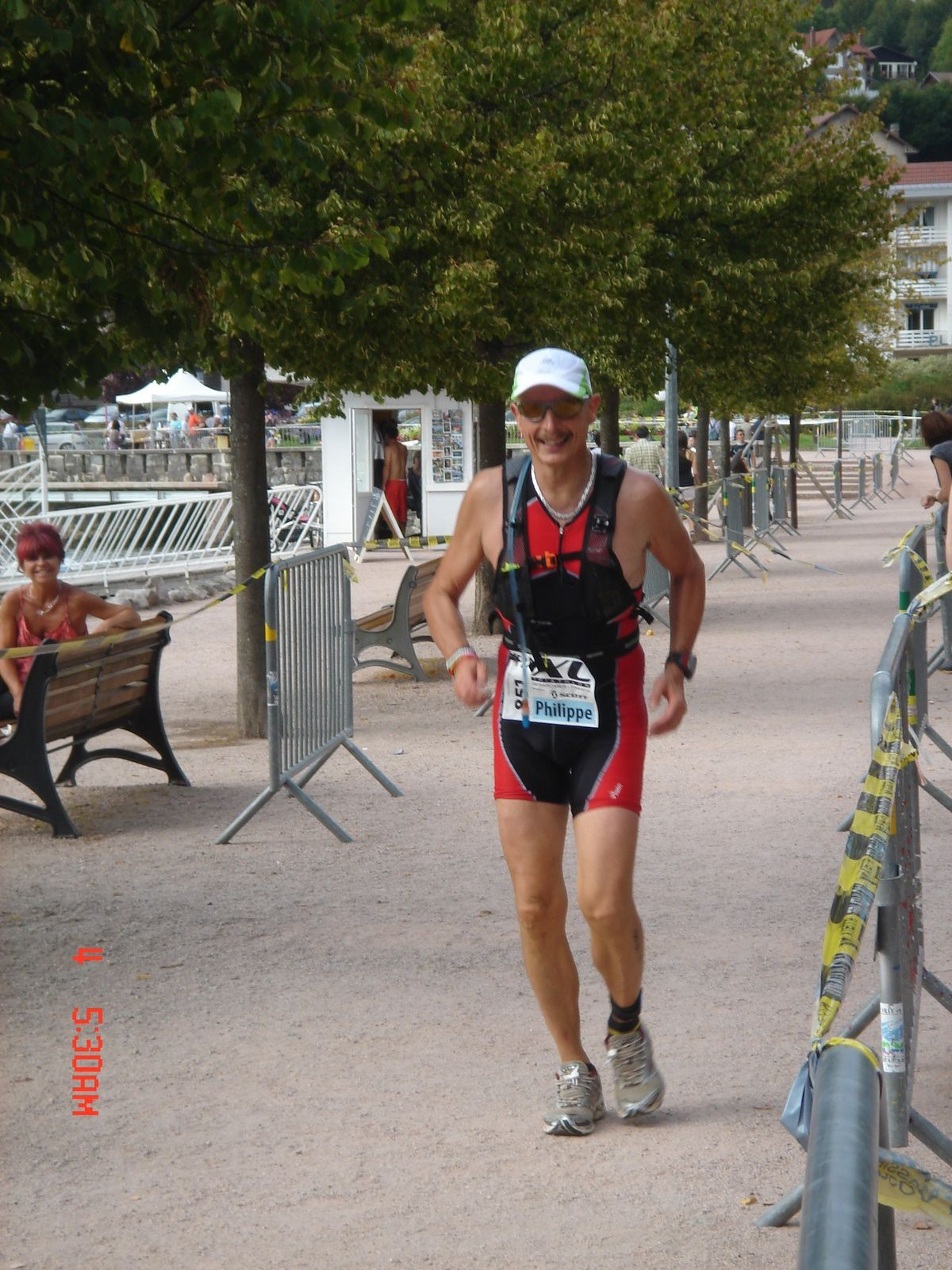 triathlon a 40 ans