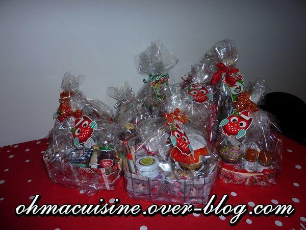 Mix des écureuils ( cadeau gourmand )