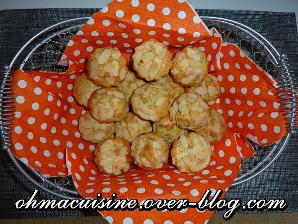 Muffins citron et pavot